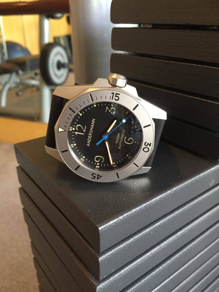 New from Andersmann Watch