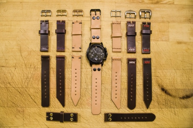 Barnegat Bespoke – Custom Leather Watch Bands
