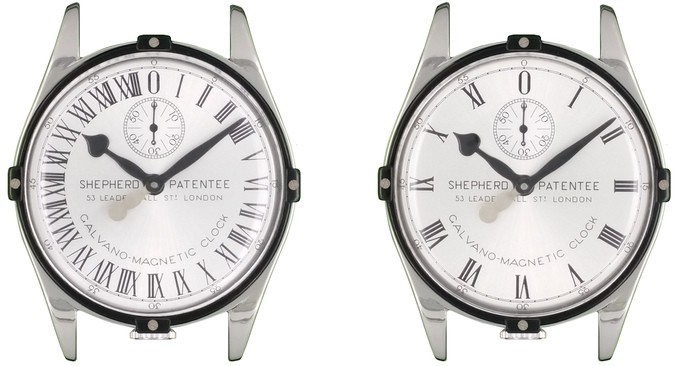Greenwich time gate microbrand watch movement options