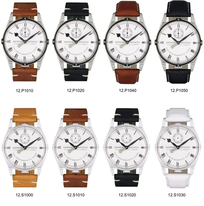 Greenwich time gate microbrand watch options