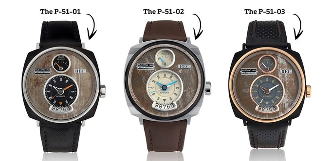 P51 watches