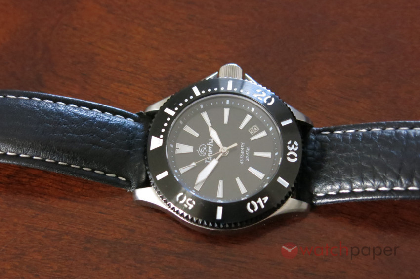 Taniwha Ururoa Dive Watch — hands-on (p)review by watchpaper