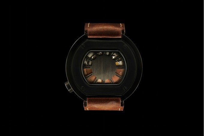 zelos cosmos micro brand watch case back