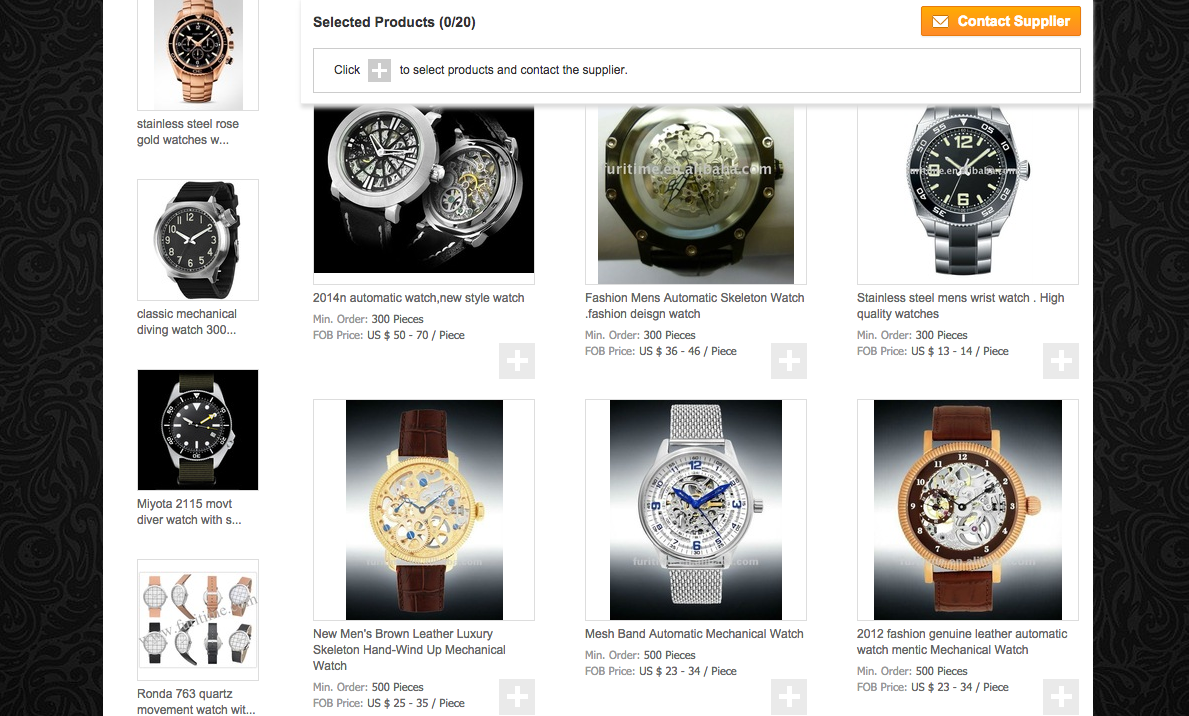 About pricing microbrand watches