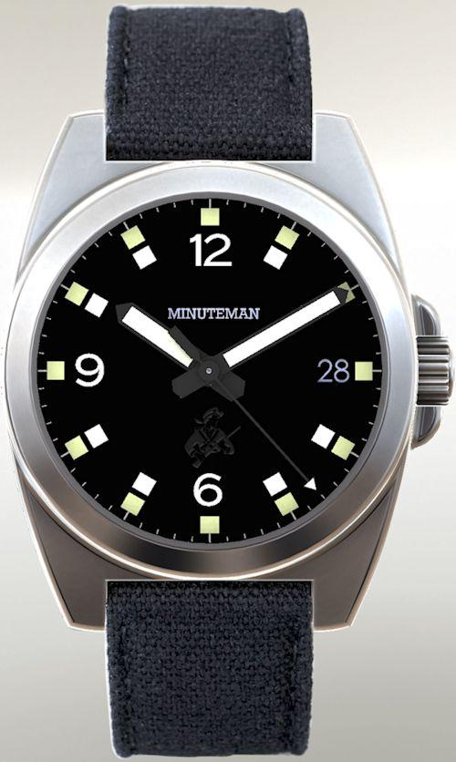 Independence Day – upcoming watches from Minuteman