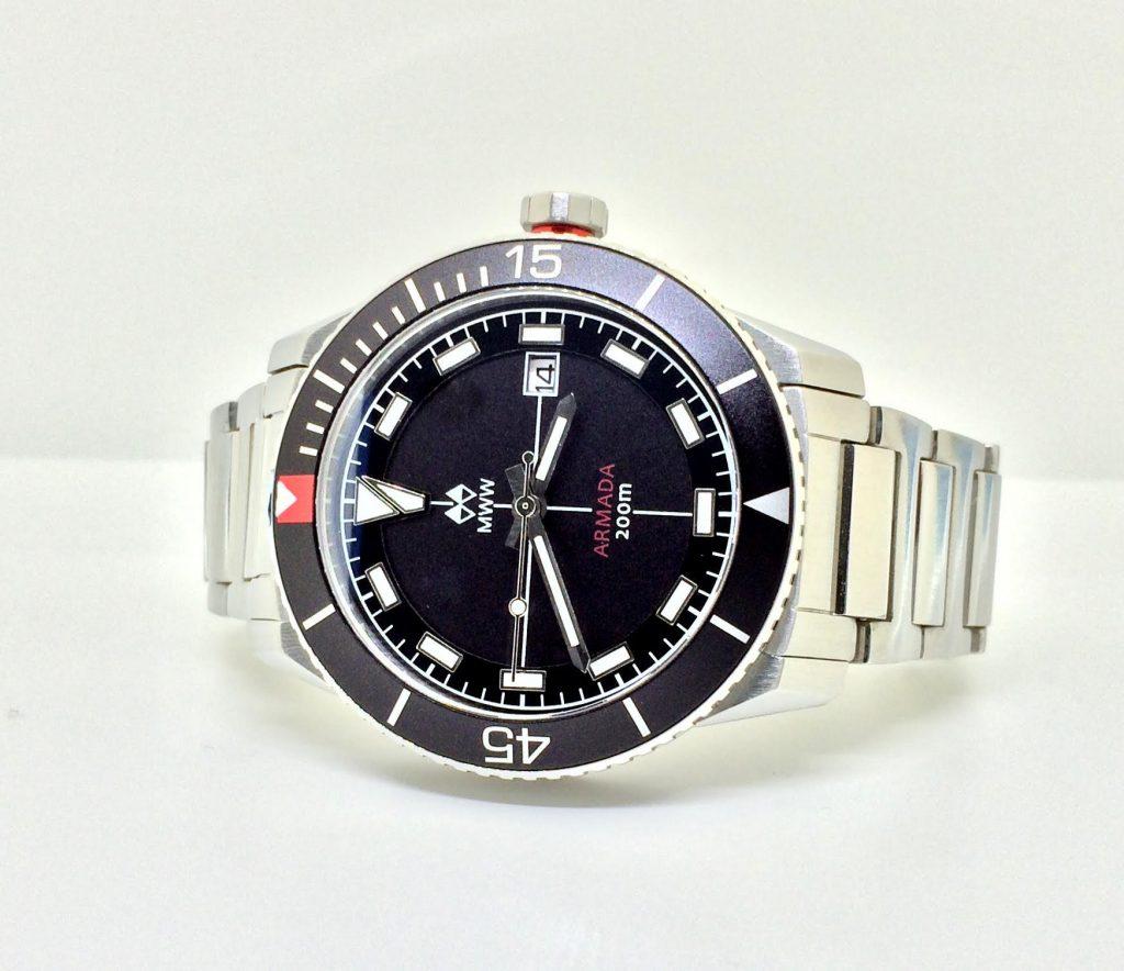 ManchesterWatchWorks Armada Dive Watch