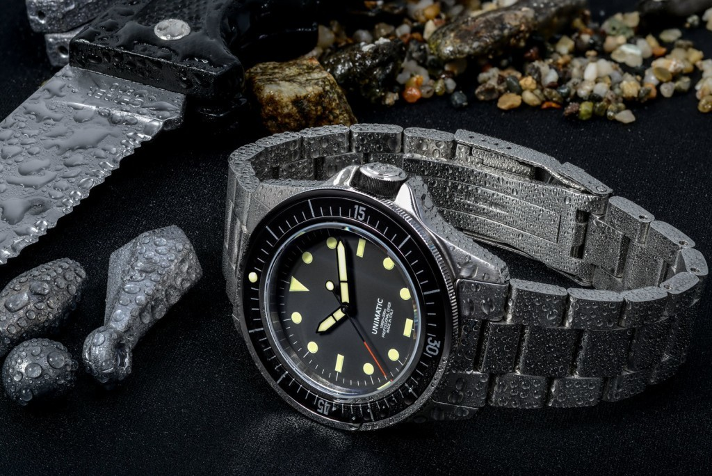 Unimatic Modello Uno dive watch