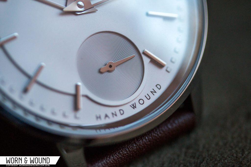 Marloe Watches Cherwell Kickstarter micro brand watch worn&wound