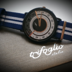 Trifoglio Italia Radio City Slim Watch
