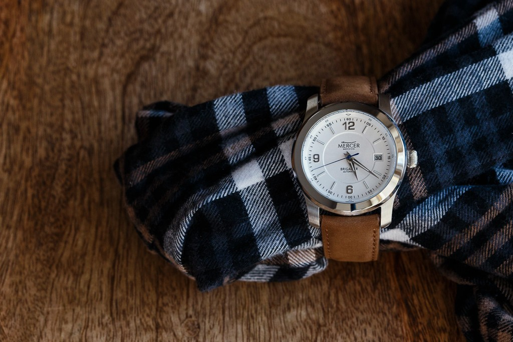 Mercer Watch Co Brigadier