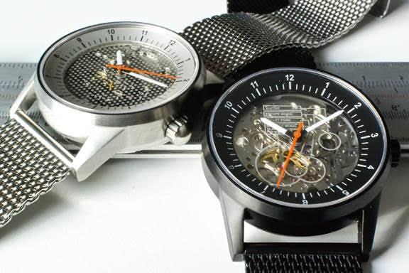 The View by Caliper Timepieces Kickstarter Watch