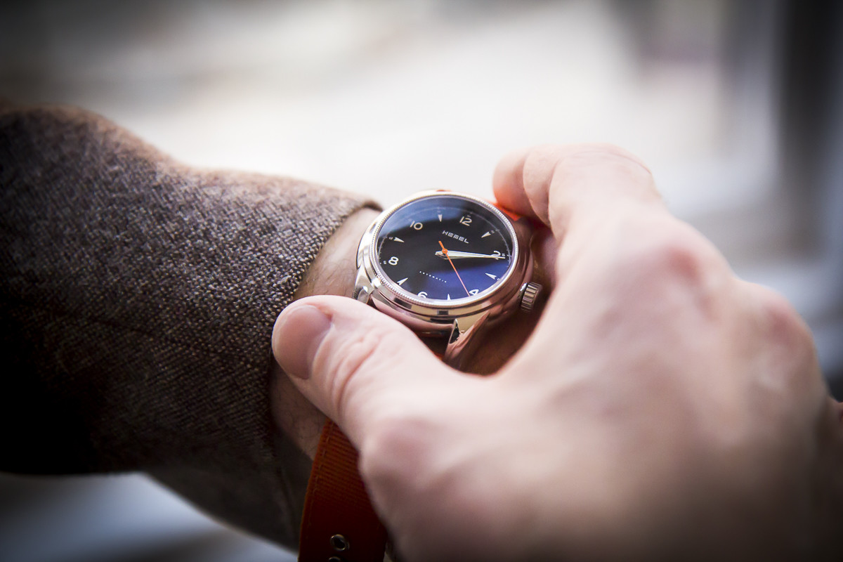 On the frontlines – the Hemel Military series from Hemel Watches