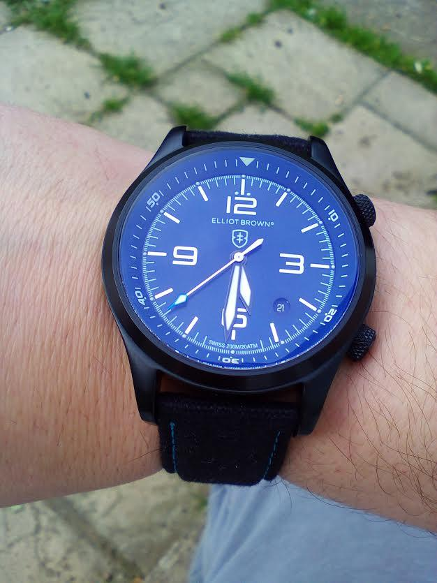Customised Elliot Brown Canford review