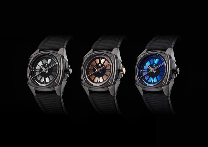 vilhelm watches the elemental 3 colour options