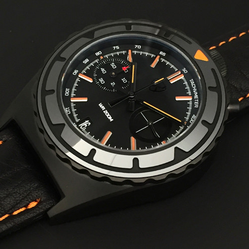 Stuckx dark bull chronograph