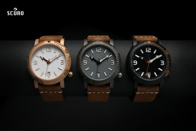 Welcoming SCURO Watches to Microbrand Watch World