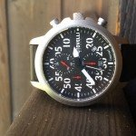 Chotovelli aviation chronograph