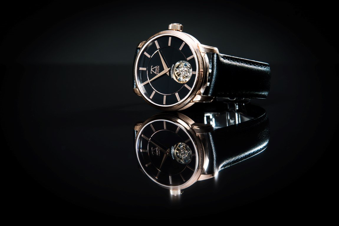 The Apollo – A tourbillon watch from Zion Manufacturing Company