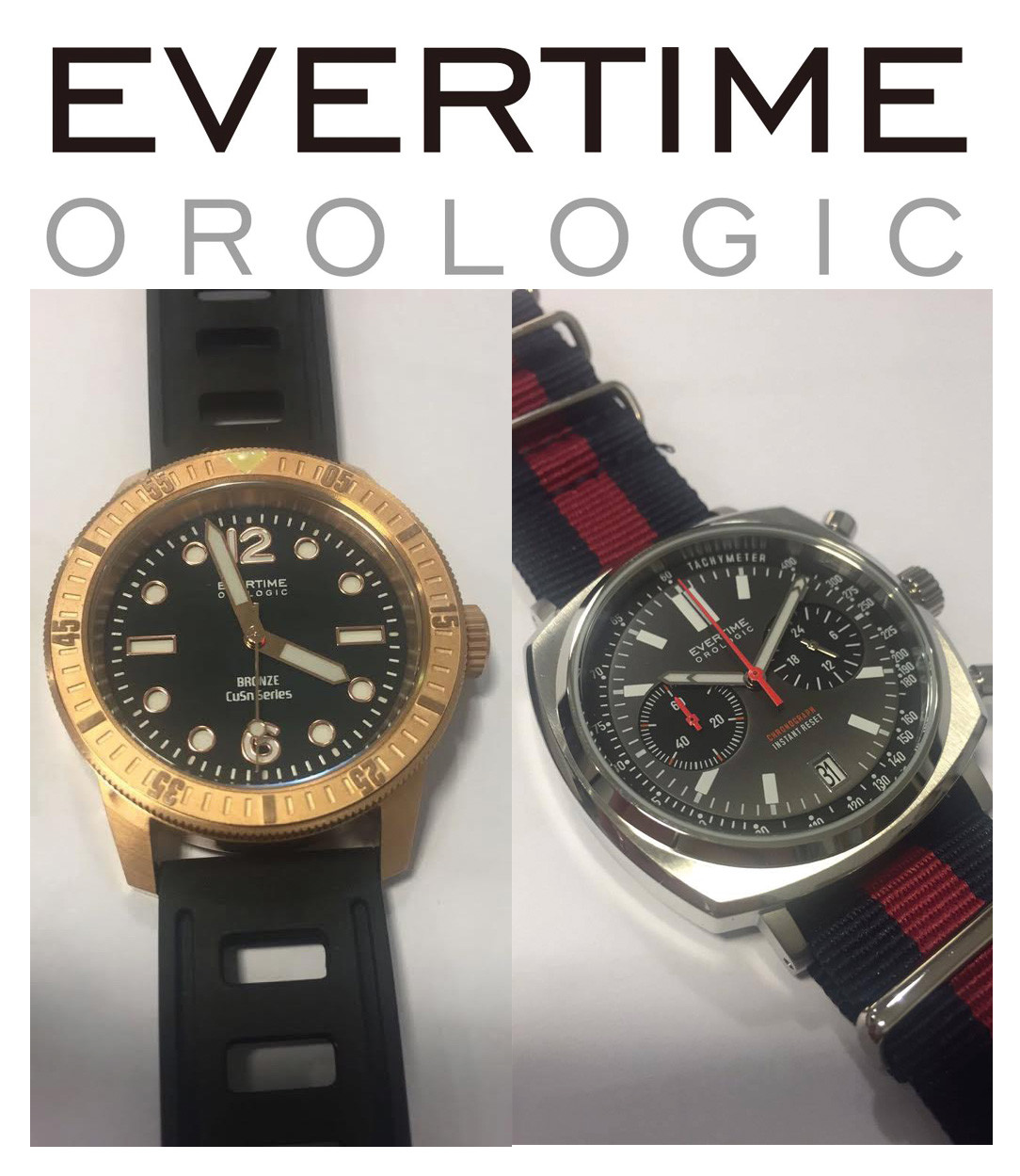 Meet your Micro Maker – Billy Lau from Evertime-Orologic