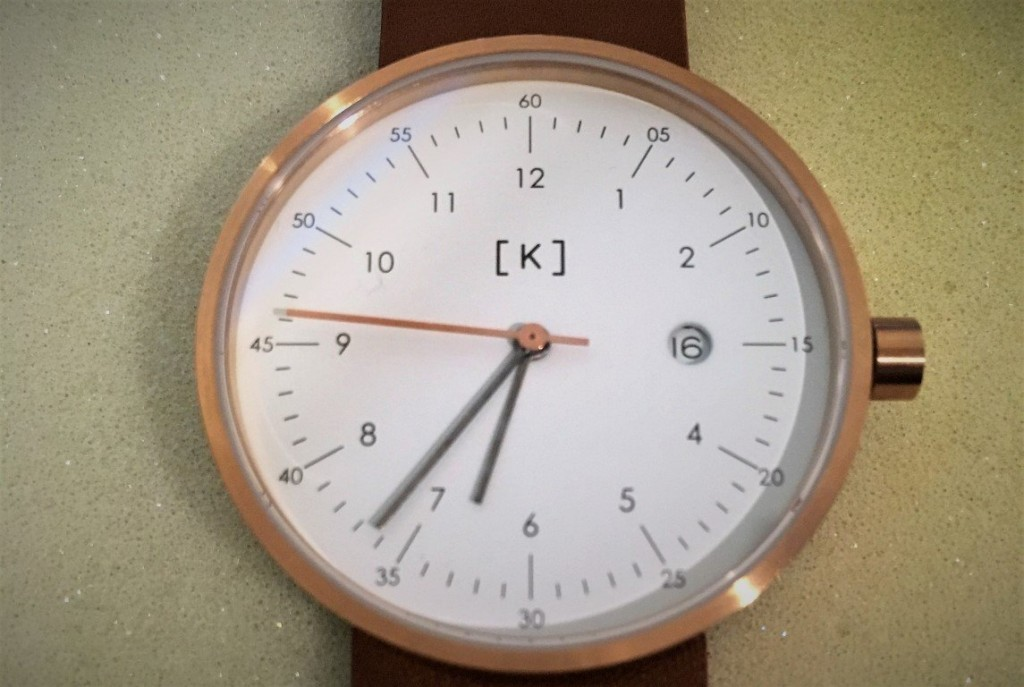 iKi Studio A02 dial