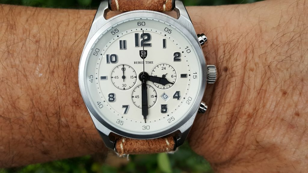 Rebel Time Classic Chronograph