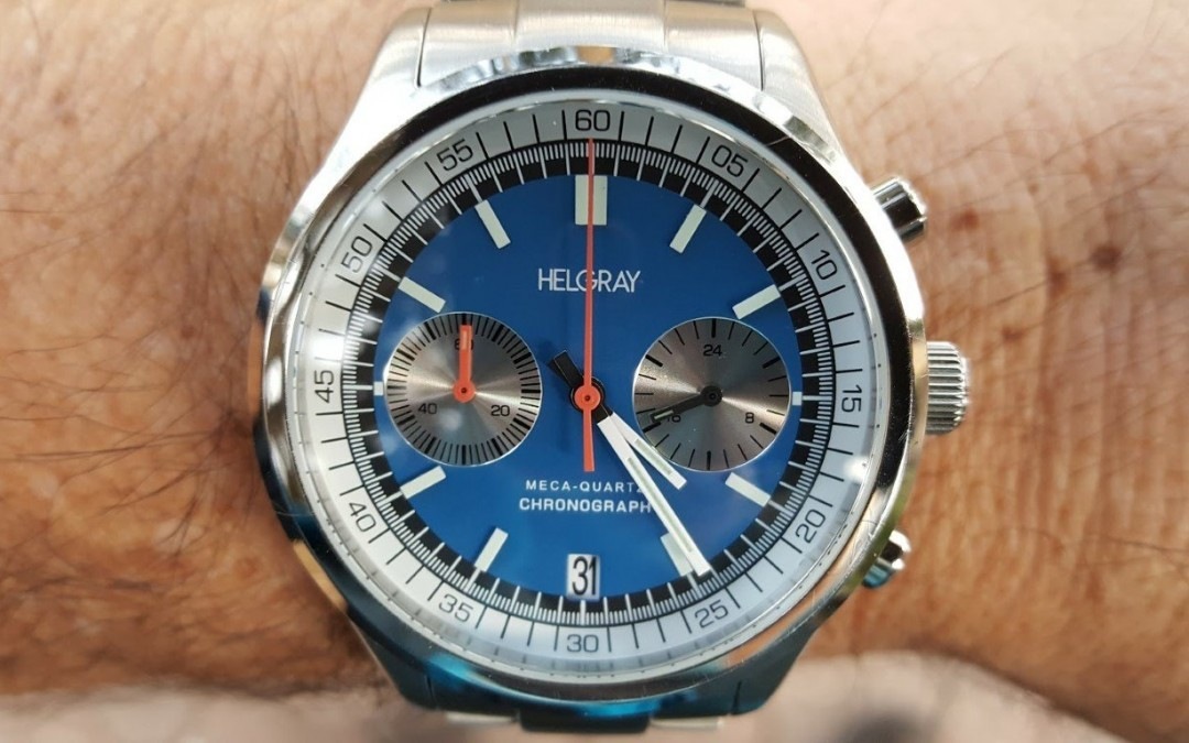 A hands on lap with the Helgray Silverstone Blue