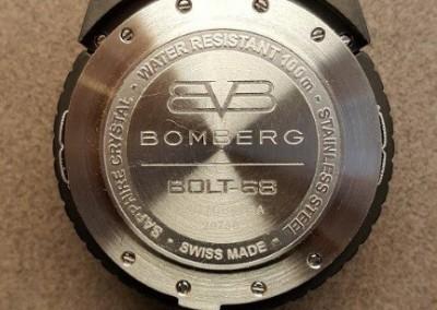 Bomberg caseback 2