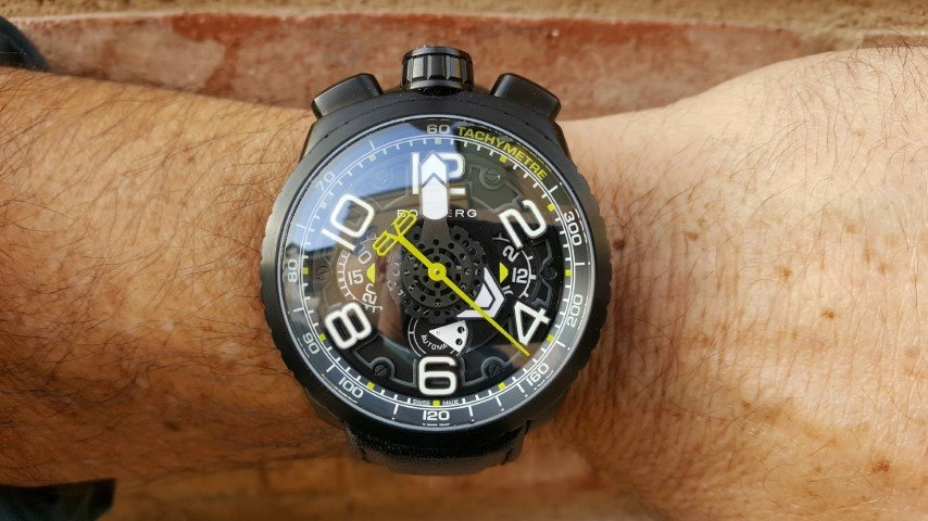 Bomberg Bolt-68: now for something completely different