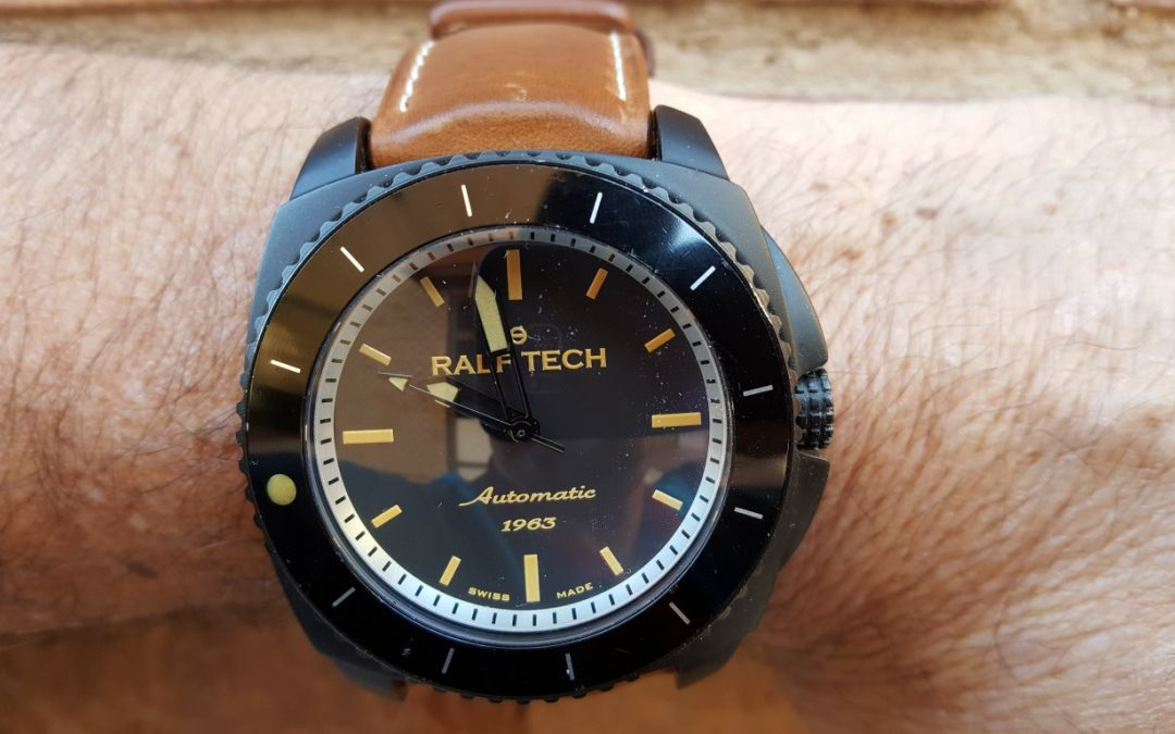 Hands on review – RALF TECH WRX V 1963 Automatic-Night