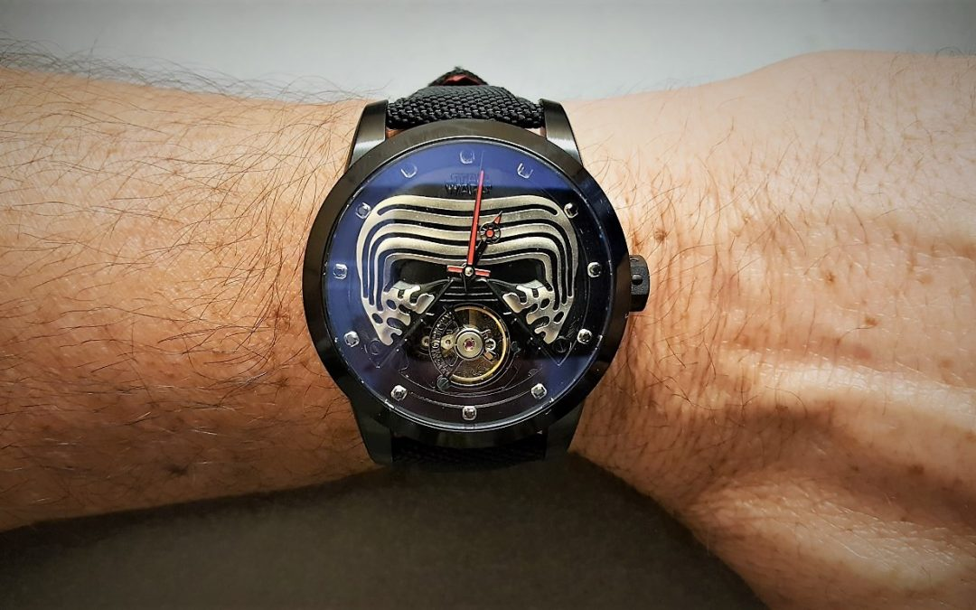 Memorigin Star Wars Kylo Ren Tourbillon