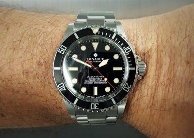Ginault Ocean Rover Wrist