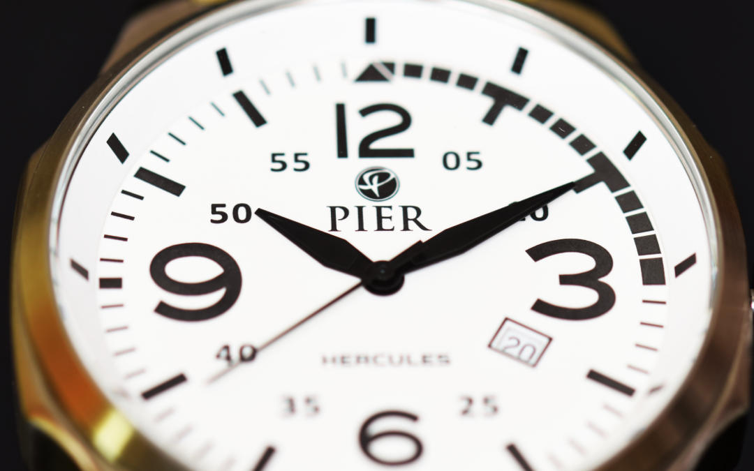 Hercules, Huge Yet Simple by Pier Watches