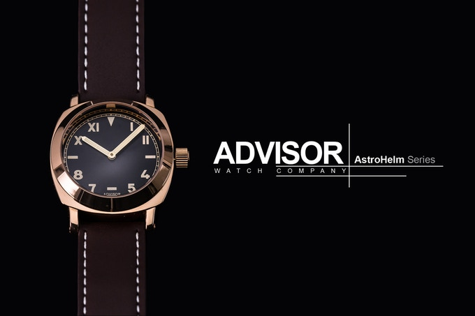 Astrohelm, a tribute to the heritage California Dial Design