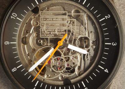 Caliper View A10 dial