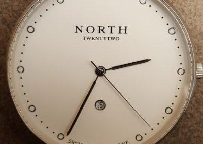 Northtwentytwo dial