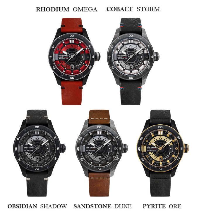skull steampunk jewelry mens leather jewellery bikers biker watch gothic watches