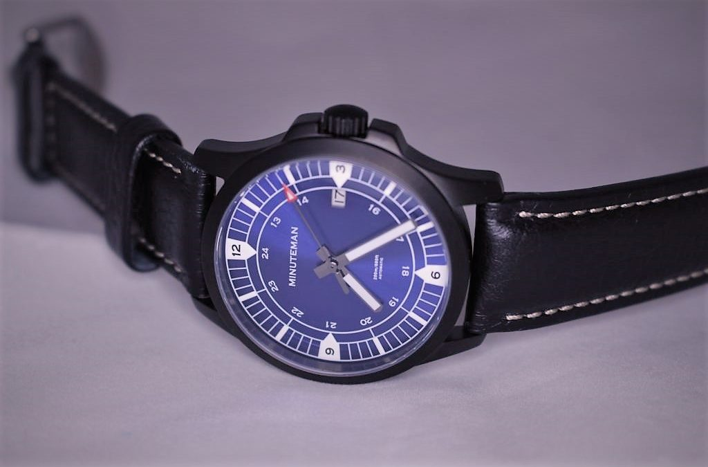 When Liberty and Horology meet – Minuteman Watches