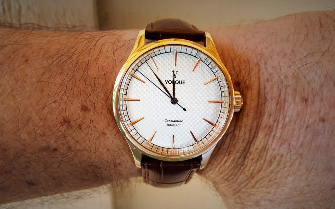 Review: Vorque Constantine Automatic
