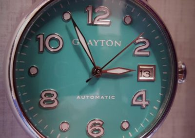 Grayton Automatic Watch for Women dial