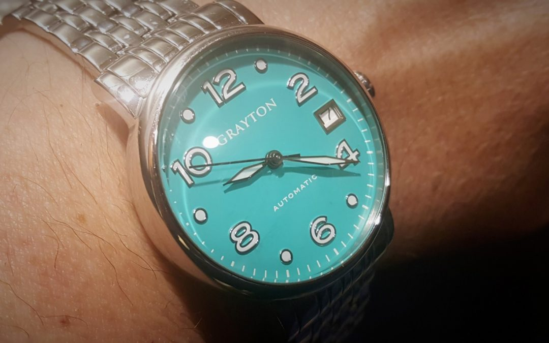 Grayton Automatic Watch for Women
