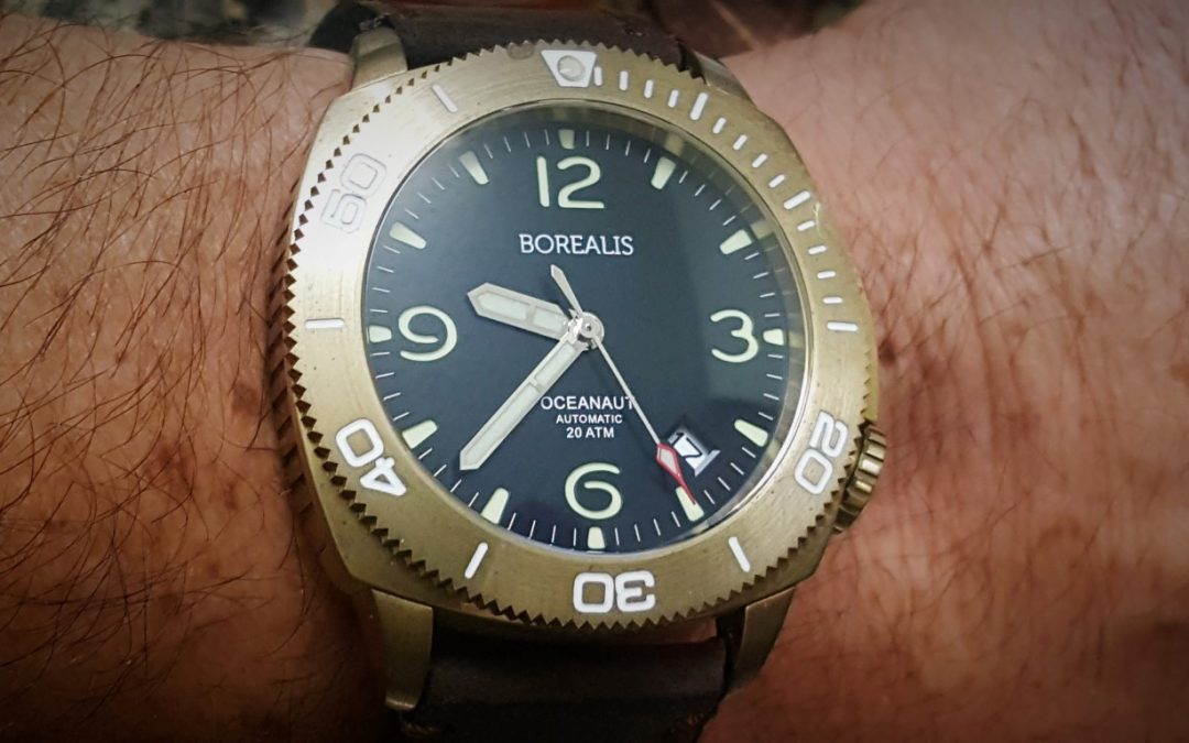 Borealis Oceanaut Review
