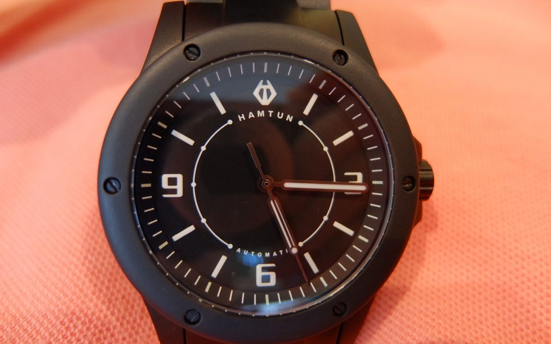 A Swiss movement in a great watch for an affordable price
