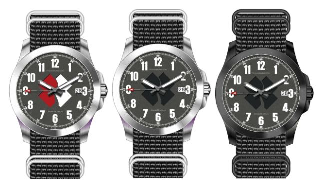 Minuteman Watch collaborates with Team Rubicon for new watch