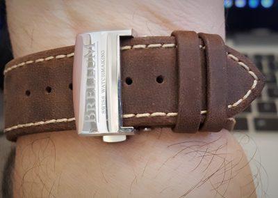 Brellum Duobox Pandial buckle wrist