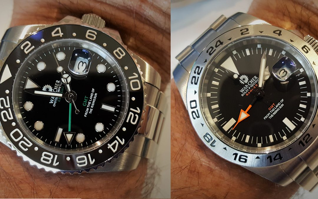 Review – Wancher Extreme GMT and Ranger II GMT Watches