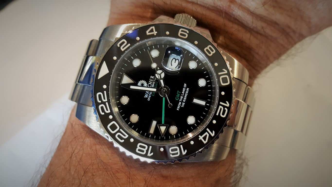 GMT: Wancher Extreme GMT And Ranger II GMT Watches