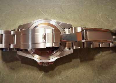 Wancher GMT bracelet and buckle