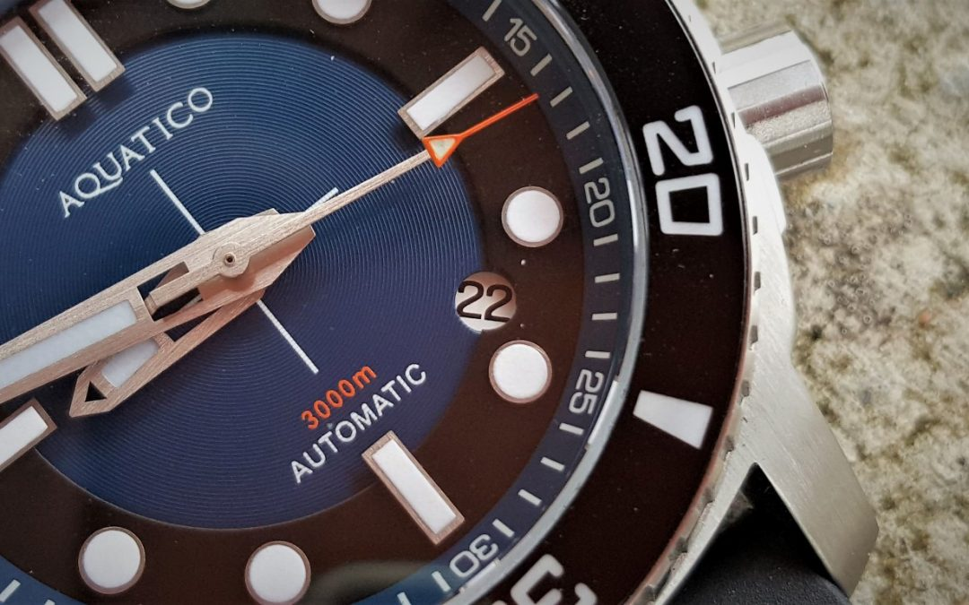 Aquatico Dolphin – Boldly and deeper than any Dolphin before.