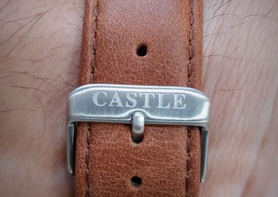 Castle Watch Company Corbel S12 buckle