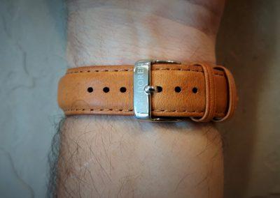 Von Doren Grandmaster Mark II wrist underside